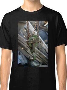 Block And Tackle Classic T-Shirt