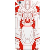 GAT-X105B Build Strike Gundam iPhone Case/Skin