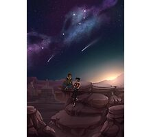 Shooting Stars ;; Voltron Photographic Print