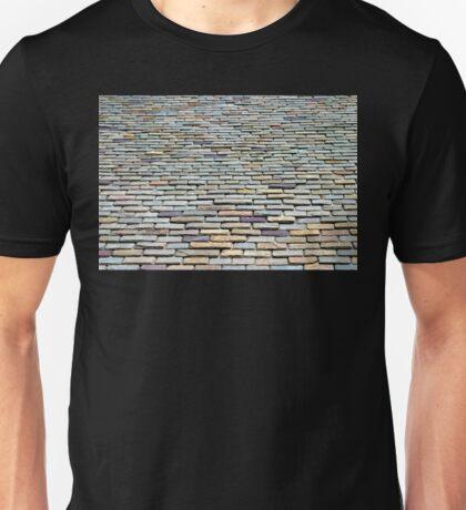 Roof Tiles Unisex T-Shirt