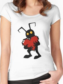 ant love Women's Fitted Scoop T-Shirt