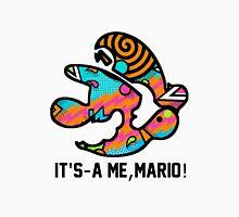 Mario Retro logo - It's-a me, Mario! Unisex T-Shirt