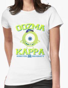Monster University - Mike Wazowski Womens Fitted T-Shirt