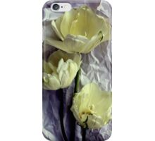 Paper Whites...Tulips, That Is iPhone Case/Skin