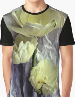 Paper Whites...Tulips, That Is Graphic T-Shirt