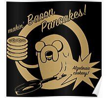 Bacon Pancakes T-Shirts Poster