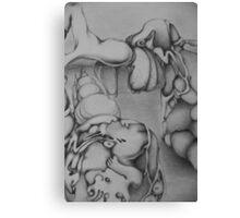 Fetal Machine Canvas Print