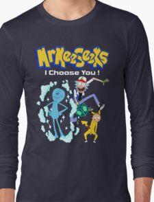I Choose You!! Long Sleeve T-Shirt
