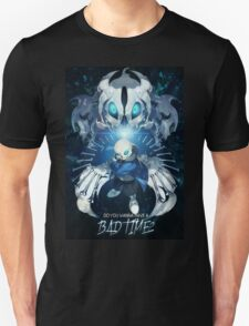 Undertale - Sans - Bad time mode Unisex T-Shirt