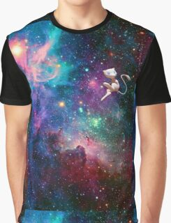 Mew- Galaxy Graphic T-Shirt