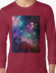 Mew- Galaxy Long Sleeve T-Shirt
