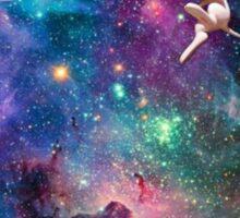 Mew- Galaxy Sticker