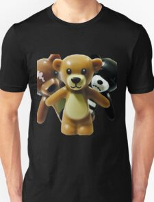 The Trio of Teddys Unisex T-Shirt