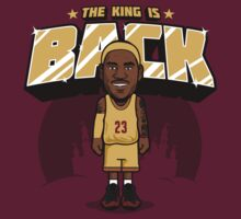 The King is Back by Victorious