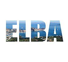 Elba Photographic Print