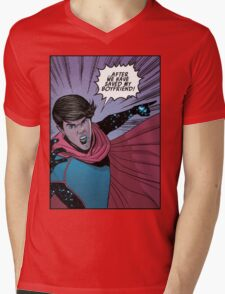 save billy's boyfriend  Mens V-Neck T-Shirt