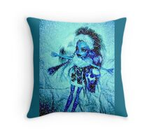 #TBT - Abbey and Shiver Pillow Throw Pillow