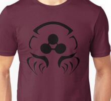 Metroid Skull Black Unisex T-Shirt