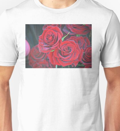 Touch Of Red Unisex T-Shirt