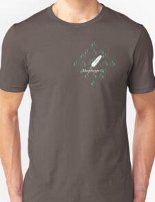 Ancient feathers type MG Unisex T-Shirt