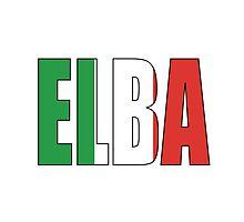 Elba. Photographic Print