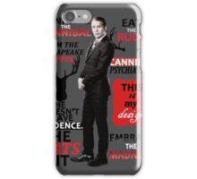 Hannibal iPhone Case/Skin