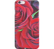 Touch Of Red iPhone Case/Skin