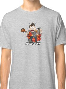 MandoPony™ Explodes Classic T-Shirt