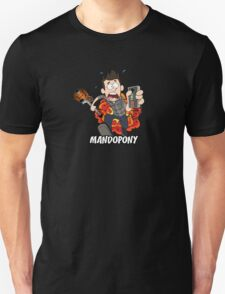 MandoPony™ Explodes Unisex T-Shirt