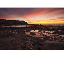 Mahon Pool Maroubra Photographic Print