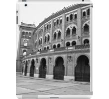 Plaza Del Toro - Madrid, Spain iPad Case/Skin