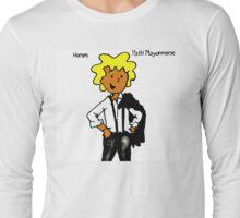 Punk Patti Mayonnaise Long Sleeve T-Shirt