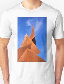 Twisted Pyramids Unisex T-Shirt
