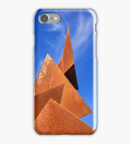 Twisted Pyramids iPhone Case/Skin