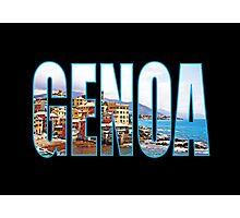 Genoa Photographic Print
