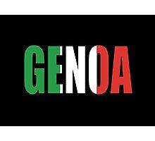 Genoa. Photographic Print