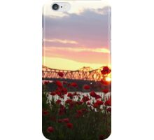 April Poppies Two iPhone Case/Skin
