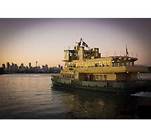 Sydney Sunrise Photographic Print