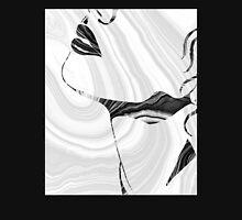 Sensual Portrait Art - Marbled Seduction - Sharon Cummings Unisex T-Shirt