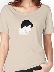 Patrick Nagel Model Women's Relaxed Fit T-Shirt