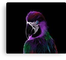 Ara Papageien Seele Canvas Print