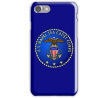 Sea Cadets Seal and Emblem iPhone Case/Skin