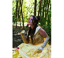 A princess Photographic Print