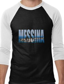 Messina Men's Baseball ¾ T-Shirt
