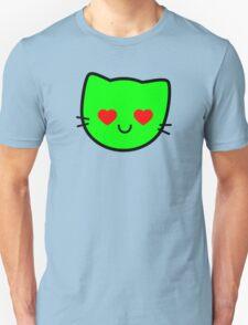 Kawaii Kitty Cats 2048 - tile 512 Unisex T-Shirt