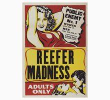 Reefer Madness - Marijuana campaign Kids Tee