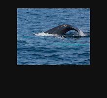 Whale Raising Its Tail, NL, Canada Unisex T-Shirt