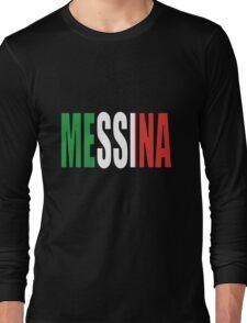 Messina. Long Sleeve T-Shirt