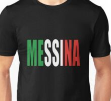 Messina. Unisex T-Shirt
