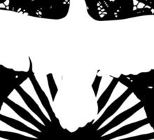 Raven Fan Sticker